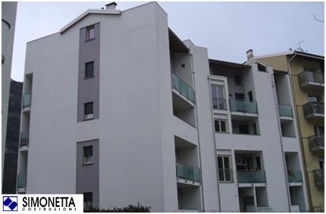 Condominio Boomerang Via Manzocchi Morbegno 1