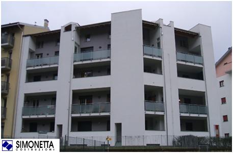 Condominio Boomerang Via Manzocchi Morbegno 2
