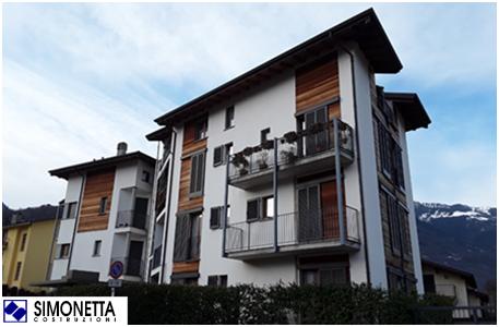 Condominio Dei Cedri Via Serta Morbegno 1
