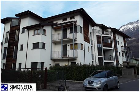 Condominio Dei Cedri Via Serta Morbegno 2