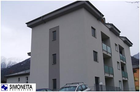 Condominio ai Giardini Bersaglio Via V Alpini Morbegno 1