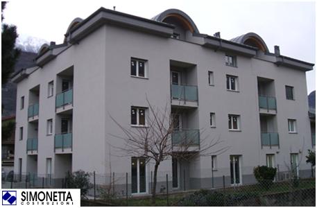 Condominio ai Giardini Bersaglio Via V Alpini Morbegno 2