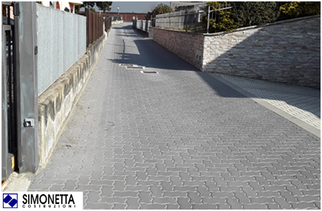 Strada privata Via Liguria Talamona 2