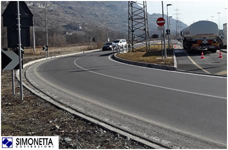 Strada pubblica Castione 1