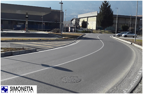 Strada pubblica Castione 3